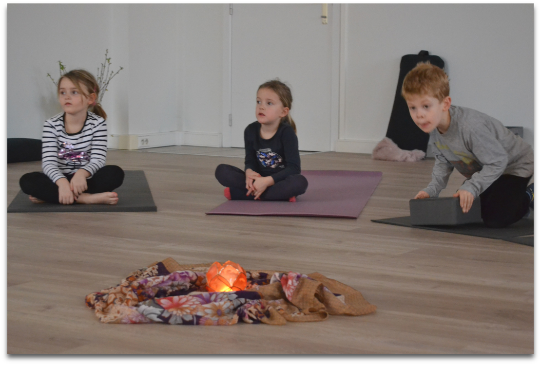 Mini-yoga in Mechelen