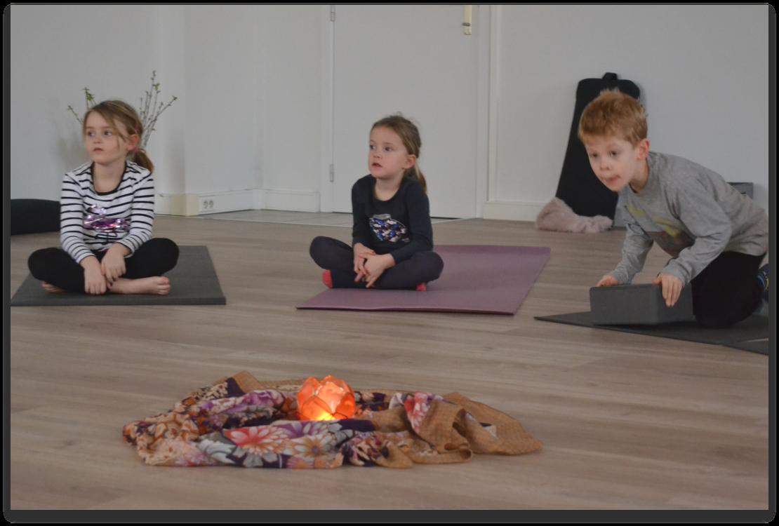 Mini-yoga in Mechelen
