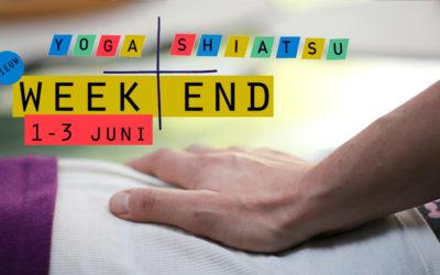 YOGA & SHIATSU – WEEKEND