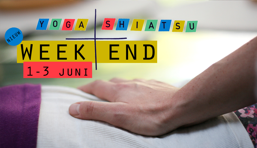 YOGA & SHIATSU – WEEKEND
