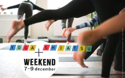 WEEKEND YOGA & SHIATSU