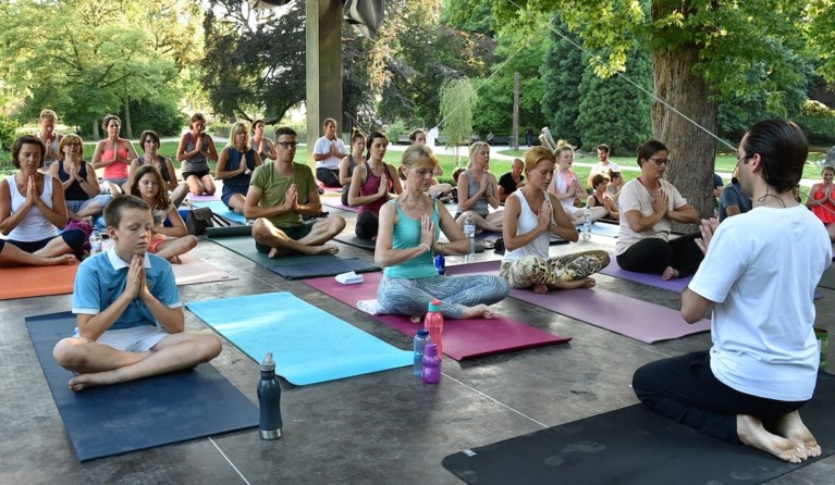 INTERNATIONALE YOGADAG